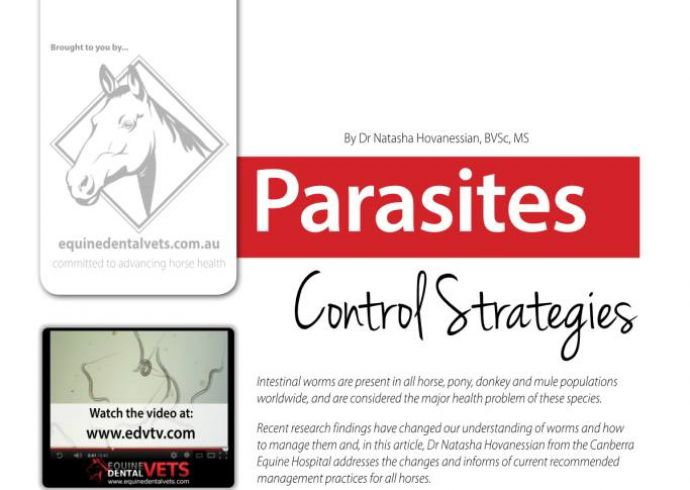 Parasites - Control Strategies