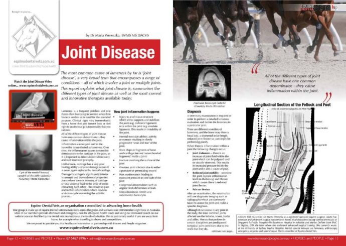 Joint Disease